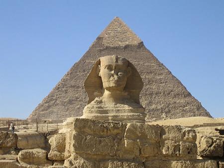 waarvoor werden piramides gebouwd